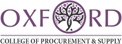 Oxford College of Procurement and Supply Logo