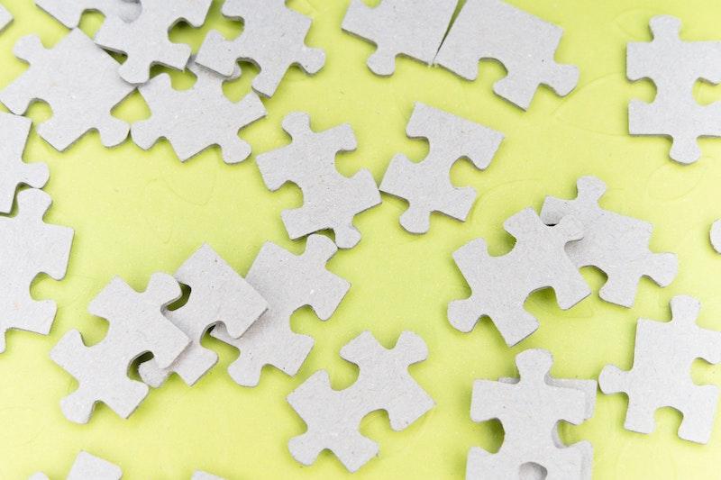 Jigsaw elements of procurement in practice